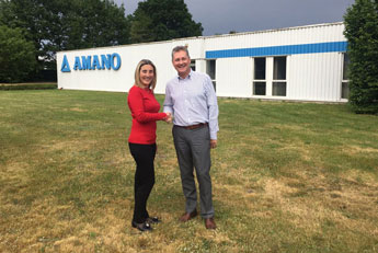 Secure Parking seals exclusive distribution agreement with Amano Europe